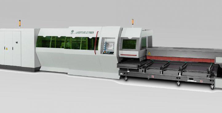 Laserový systém pro zpracování trubek
